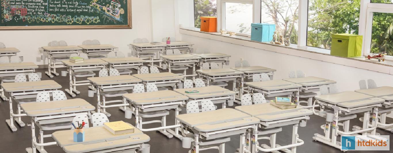 bàn ghế học sinh HTDKIDS