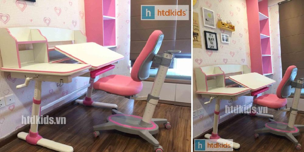 bàn ghế học sinh thông minh