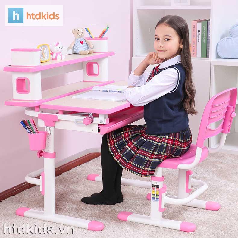 bộ bàn ghế học sinh thông minh